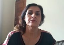 Palavra da nova presidente do Sindsema – Regina Márcia Pimenta