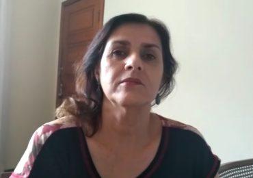 Palavra da nova presidente do Sindsema - Regina Márcia Pimenta