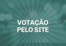 Eleições 2021 – Tutorial de votação pelo site