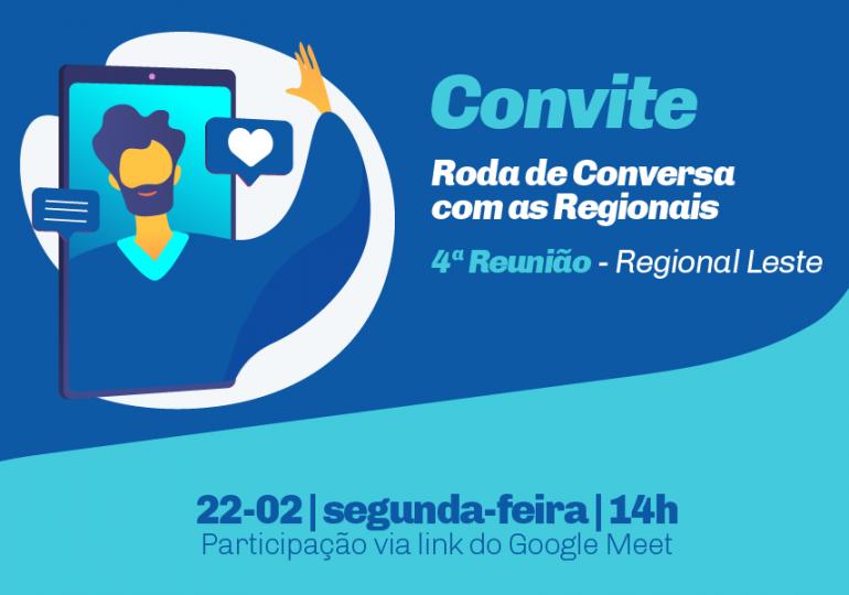 4ª Roda de Conversa - Regional Leste-Rio Doce
