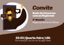 8ª Roda de Conversa – Regional Norte