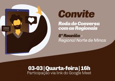 8ª Roda de Conversa - Regional Norte