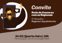 5ª Roda de Conversa – Regional Jequitinhonha