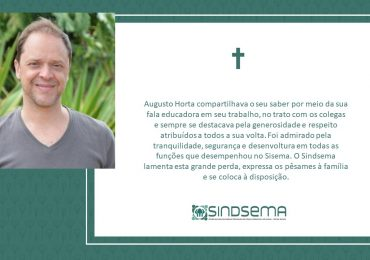 Homenagem - Augusto Horta