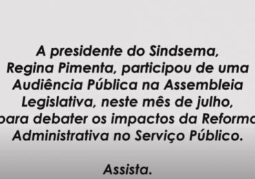 Entrevista com secretário da Semad, Germano Vieira
