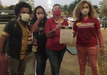 Confetam e entidades entregam Manifesto Nacional contra a Reforma Administrativa ao presidente da Câmara